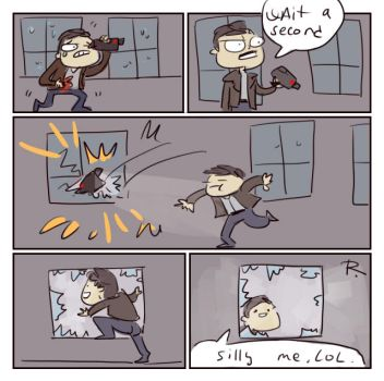 Outlast, doodles 6 by Ayej