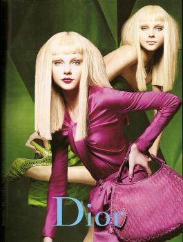 Dior - Double Stam by spacetraveller