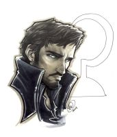 Cap'n Hook by AdamWithers