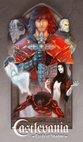 + Castlevania Lords of Shadow: Poster + by Yore-Donatsu