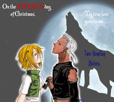 :.: 2 Day of Christmas 07 :.: by zoro4me3