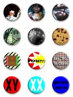 Button Badges by VenomArt
