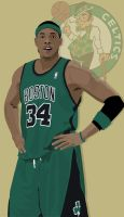 Paul Pierce.. by console-master