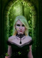 Queen forests by TaniaART