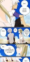 Soul and Maka Comic by artistswan89
