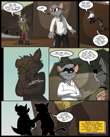 Keeping Up with Thursday, Issue 15 page 5 by KUWTComicsInc