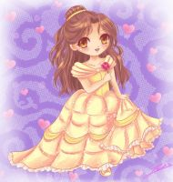 Chibi Beauty by Nawal
