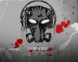 Time 2 Bass by anti-vedel