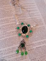 Absinthe by BlackWings-jewelry