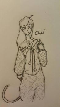 Chal by painkiller-cat