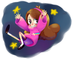 Mabel Pines by verrmont