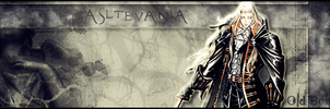 Castlevania Signature by MrRoomservice