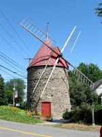 Moulin a vent Grenier by Lapointe56
