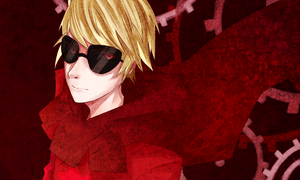 Dave Strider by VonnaBeee