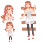(Character Sheet) Yui by coffeesica