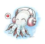 Striped Octopus Love music by Mathieu-Larno
