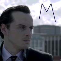 Moriarty Icon 01 by SapphireEmbers