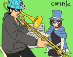 When Polly Isnt Home by corink