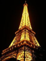 Eiffel, Paris by Lahe