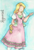 Rapunzel by hobbit-katie