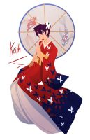 Keith by PinkHitman