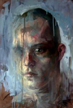Selfportrait 8 by nailone
