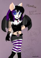 Skullgirls OC: Marceline by ShadowFanGirl98