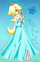 Rosalina and luma by SomeJaneDoe