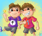 Villager Buds by Kanis-Major