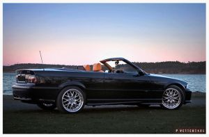 M3 convertible by PvP