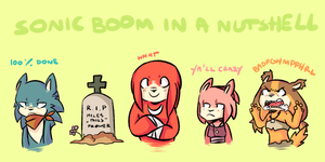 Sonic Boom summary by DiachanX