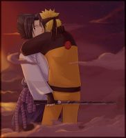 Naruto-SasuNaru-Won'tLetYouGo by Ly-Metall