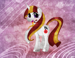 Cherri Melody by bunnimation