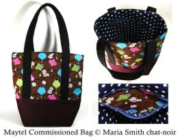 Maytel Commission Bag by chat-noir