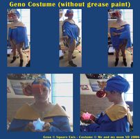 Geno Costume by Genolover