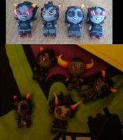 Troll Charms by B4CKBONE