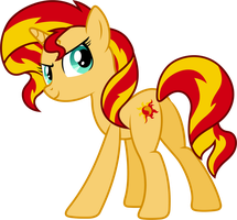 Sunset Shimmer by 90Sigma