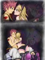 NaLu: OVA 1 Our temptation by Joshdinobarney