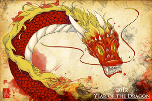 Year of the Dragon 2012 by ravenchaser