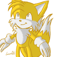 TAILS IS HAPPY by Hathor-the-Queen