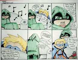 Flash and Friends #8: Thrill Me by furrychaos