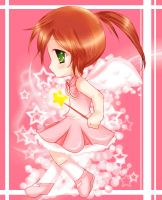 Pink Angel by LoliFansClub