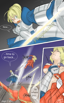 FATE STAY NIGHT VORE SEQUENCE page 2 by Yuriel25