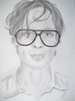 Matthew Gray Gubler by LianneC