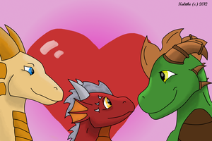 Valentine's Day by Kalithe