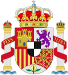 Lesser Arms of (Hohenzollern) Kingdom of Spain by ramones1986