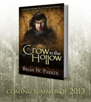 Crow in the Hollow_Book Cover by Briansbigideas