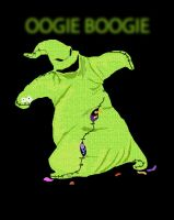 The Oogie Boogie Man by Mr-FunnyFace
