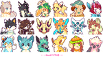 yet another bunch of icons by ryu1151010