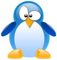 Tux the Linux Penguin by hello-123456